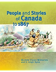 People and Stories of Canada to 1867