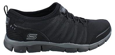 Skechers Gratis Shake It Off Fashion Sneaker Comfort Shoe
