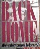 Back Home, Mort Rosenblum, 0688077803