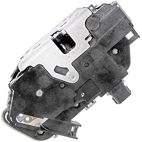 APDTY 048739 Door Latch Integrated With Lock Actuator Motor Fits Front Left Driver-Side 2007-2015 Ford Edge or Lincoln MKX (Replaces 7T4Z7821813C, 8T4Z7821813A)