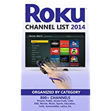 Roku Channel List 2014