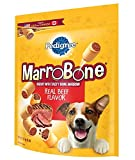 Pedigree MARROBONE Real Beef Flavor Snacks for Dogs 6 lbs.