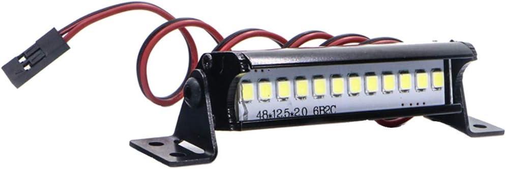 Toyvian Rastreador de Escalada LED Brillante RC Coche ...