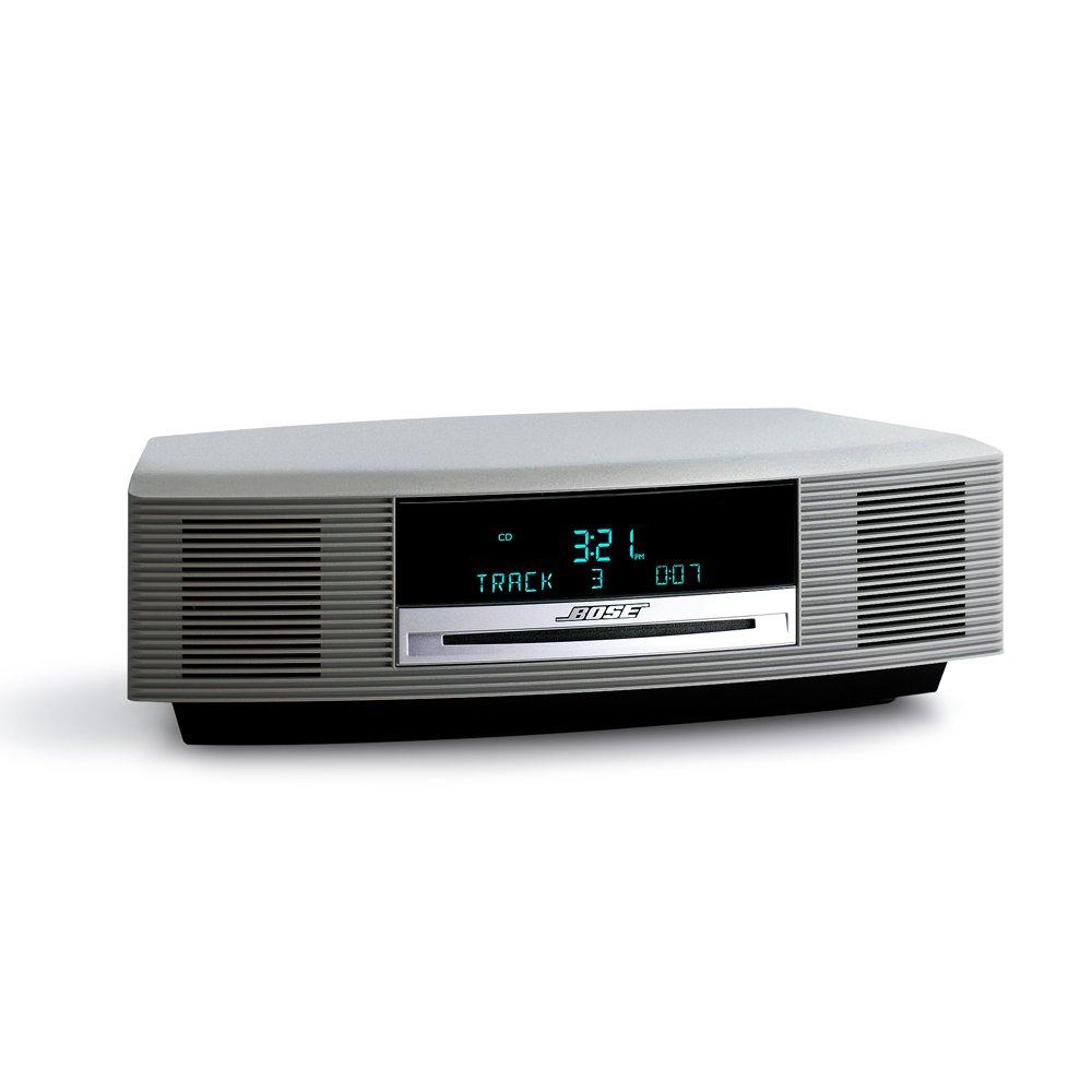 Bose Wave Music System パーソナルオーディオシステム(チタニウムシルバー) B001EX4AEE
