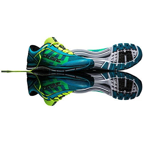 Salming Mens Speed Running Shoes, Cyan Blue