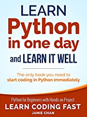 A newer edition of this book is available. Get it here: http://mybook.to/python2Learn Python Fast and Learn It Well. Master Python Programming with a unique Hands-On ProjectHave you always wanted to learn computer programming but are afraid i...