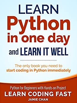 5 Best Python Books For Beginners - The Crazy Programmer