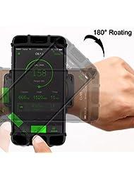 VUP+ pwup02h IPhone 7 Armband, Wristband Phone Holder For Run...