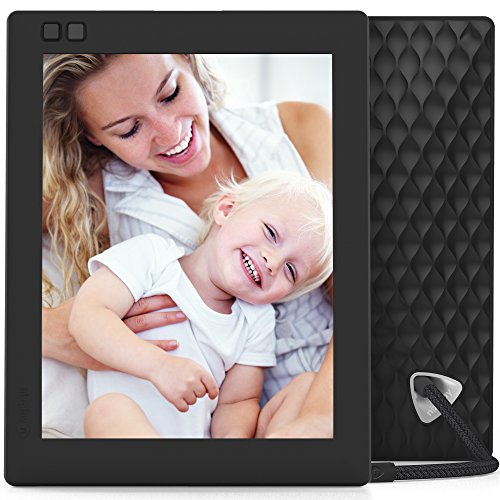 Nixplay Seed 8 inch WiFi Digital Photo Frame - - Instant Frames Photo