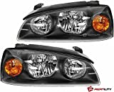 Partility Pair 04-06 Hyundai Elantra Replacement Headlight Assembly Driver & Passenger