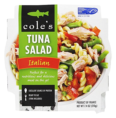 Price comparison product image Cole's Italian Tuna Salad