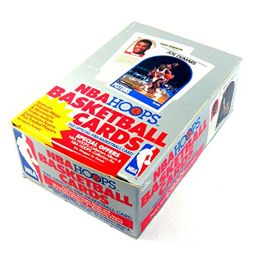 1989-90 Hoops Basketball Series 2 Wax Box (36 Pack) Jordan ()