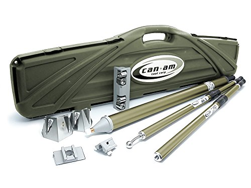 CanAm Tool P400 Full Professional Taping Tool Set – Tool Set Complete With Hard Carrying Case For Any Professional Drywall Job