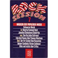 Rock Session VII. Das Magazin der populären Musik. Thema: Schwarze Musik.