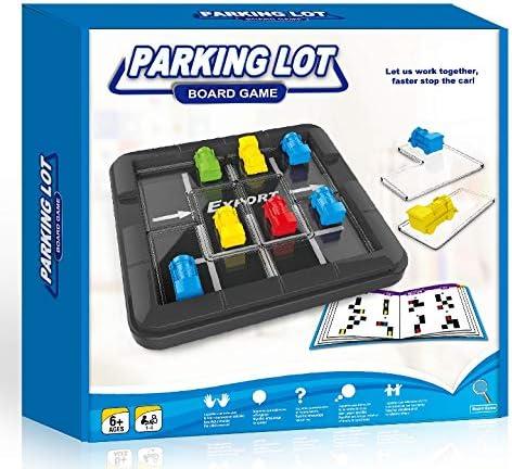 NEO+- Aparca como Puedas Juego de Mesa de Estrategia, Multicolor (5078): Amazon.es: Juguetes y juegos