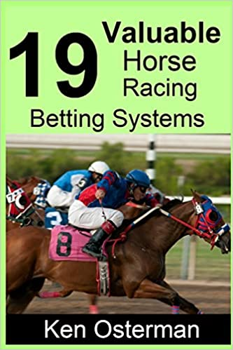 Horse racing betting books nevada sports betting app