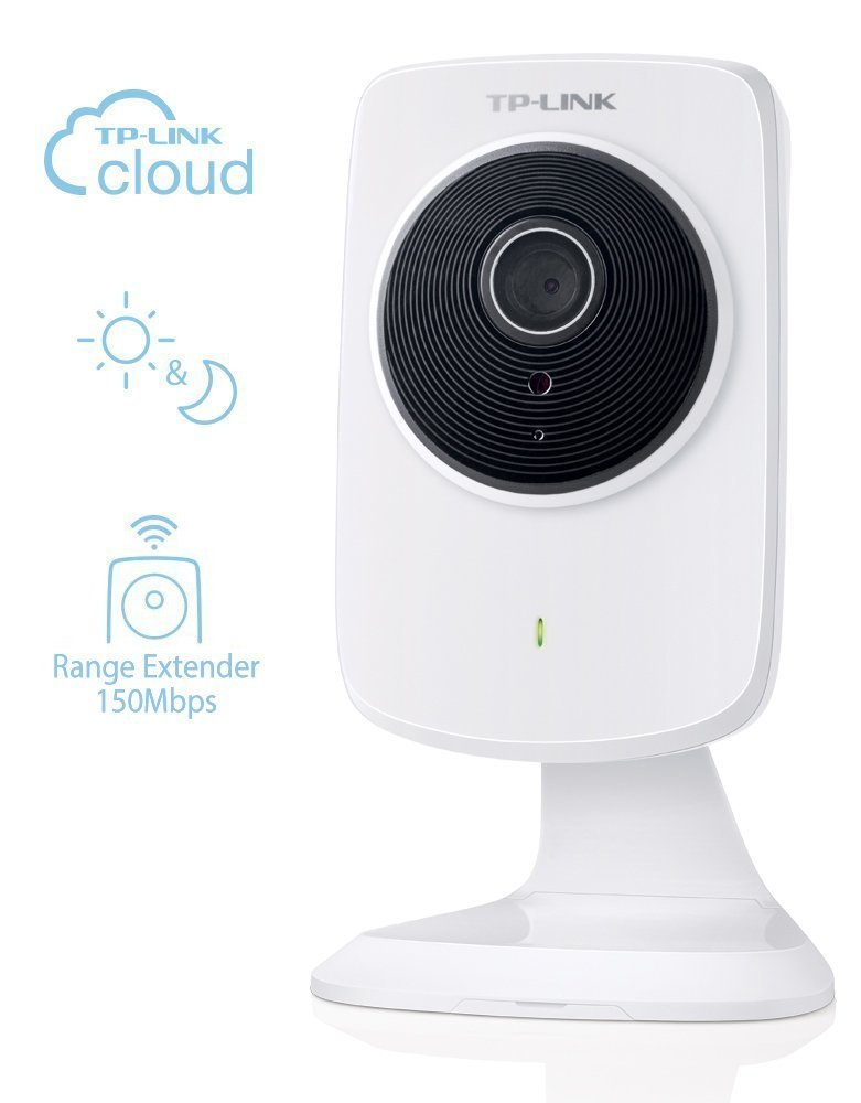 TP-LINK NC230 - Cámara de vigilancia/IP (WiFi, Imágenes HD 720p, Windows 10/8/7/Vista/XP, OS X, iOS 7.0, Android 3.0): Amazon.es: Electrónica
