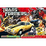 Micro Scalextric - Transformers Set