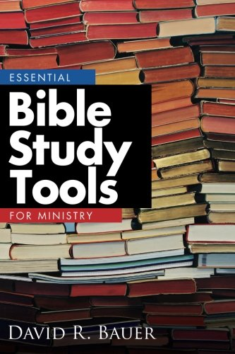 Essential Bible Study Tools for Ministry from Abingdon Press