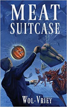 Book Meat Suitcase by Wol-Vriey (2013-07-29)