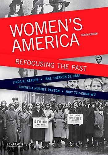 Women's America:Refocusing The Past