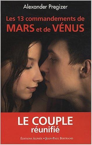Livres Les 13 commandements de Mars et de Venus pdf ebook