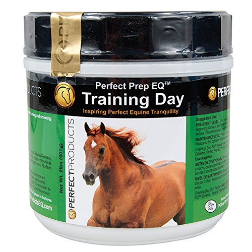Perfect Prep Training Day Horse Calming Supplement - 2lb tub by Perfect Company