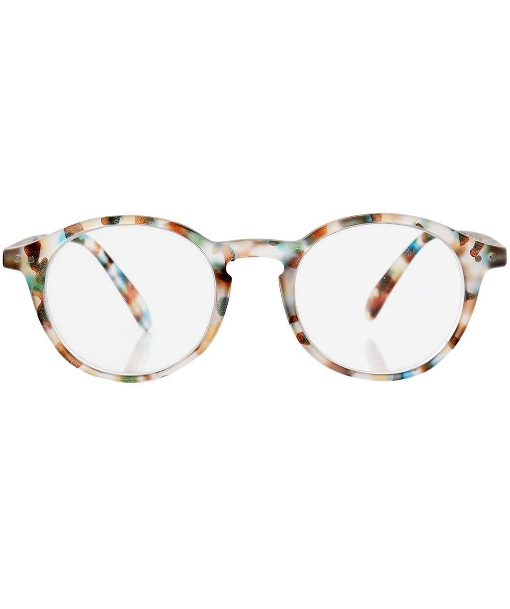 Occhiali da lettura SEE CONCEPT +1 modello D colore BLUE TORTOISE IZIPIZI