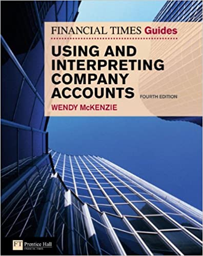 Book FT Guide to Using and Interpreting Company Accounts (The FT Guides)