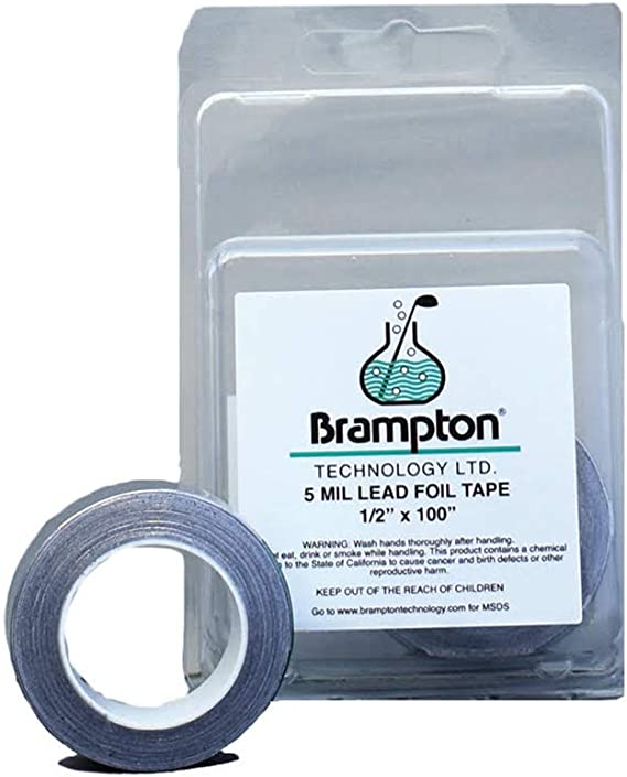 Brampton Lead Tape for Golf Clubs – Applied to The Clubhead to Adjust Swing Weight
