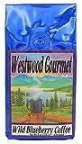 Westwood Gourmet Ground Coffee, 8 oz (Wild Blueberry)