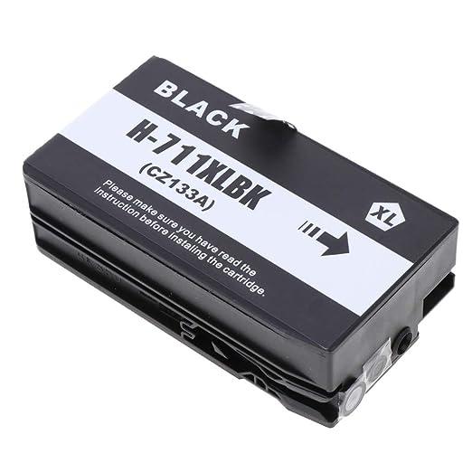 Cartucho De Tinta Negra Para Impresora Designjet T120 ...