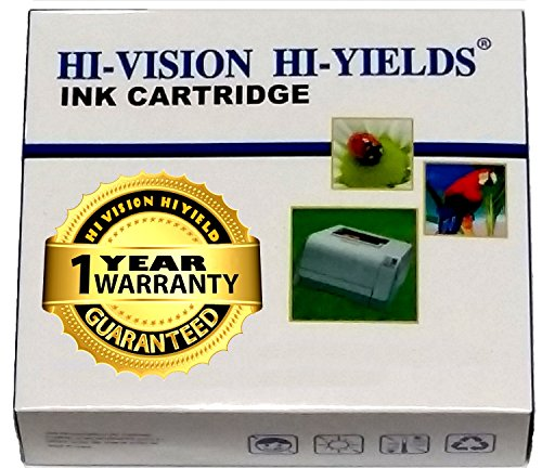 HI-VISION Compatible PGI-35+CLI-36 Pigment Compatible (5-PACK)Black & (3-PACK)Tri Color Ink Cartridge Replacement for Pixma iP100, iP110 Photo #2