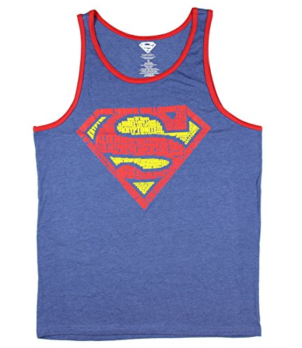 Superman+tank+tops Products : DC Comics Superman Logo Graphic Tank Top-Shirt