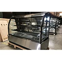 NSF 72 in SHOW BAKERY PASTRY DELI CASE REFRIGERATOR refrigerated RESTAURANT EQUIPMENT