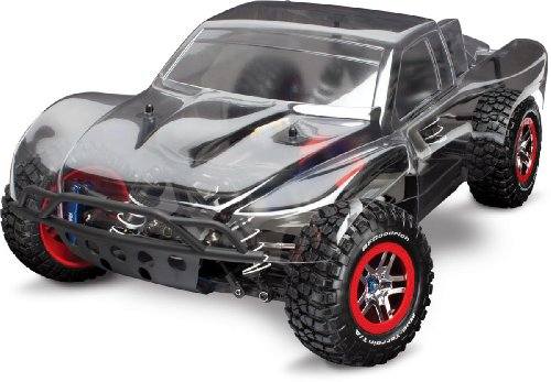 (Traxxas 1/10 Slash 4X4 Brushless Short Course Truck (Platinum Edition))