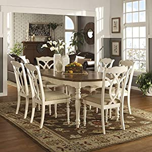 51LUbqOwnyL._SS300_ Coastal Dining Room Furniture & Beach Dining Furniture