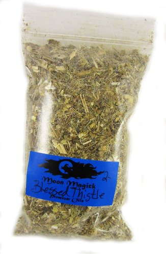 Blessed Thistle Raw Herb (Blessed Thistle Herb)