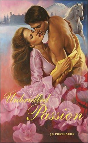 Unbridled Passion Postcard Book Franco Accornero