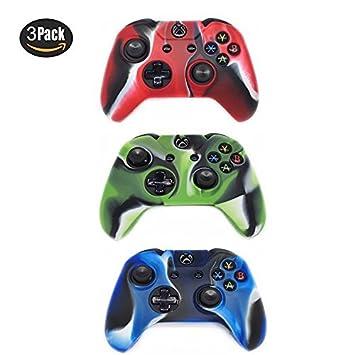 Amazon.com: Xbox One Controller – Carcasa protectora ...