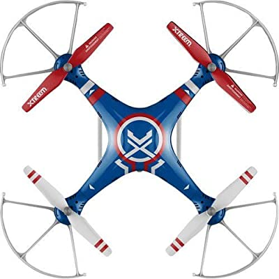Swann Xtreem Gravity Pursuit 1080p Video RC Drone: Toys & Games