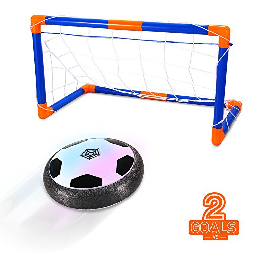 Hover Ball Toy : Geekper hover ball toys with goals for kids air power