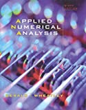 Applied Numerical Analysis: 6th (Sixth) Edition