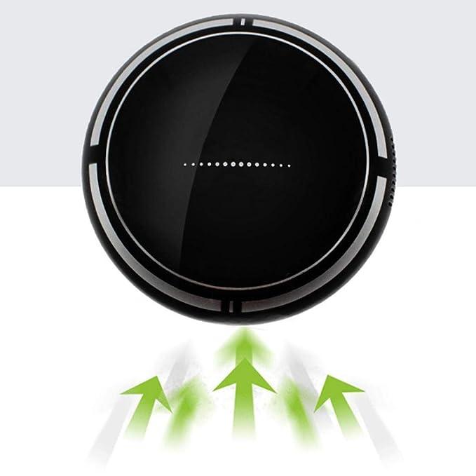 Kuerli Robot Aspirador de Limpieza de hogar Robot, Diseño para la ...