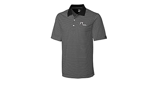 Clothing, Shoes & Accessories Shirts Cutter And Buck 2017 National Champions Alabama Drytec Trevor Stripe P