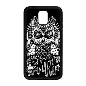 King owl BMTH Cell Phone Case for Samsung Galaxy S5
