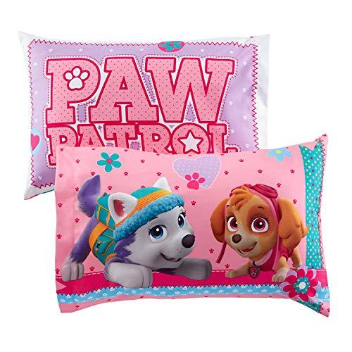 Nickelodeon Paw Patrol Skye Girls sheet Pillowcase Sets