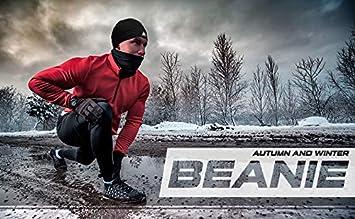 ou comme Jogging meteor Bonnet Coupe-Vent Unisexe Shadow la avec ions Argent snowbording sous-Casque Skull Cap Id/éal comme Un Chapeau pour Casque de v/élo Courir Le Ski