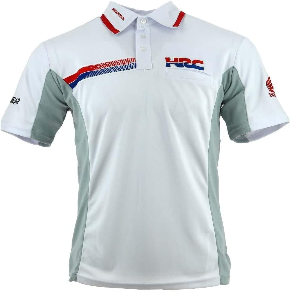 Honda Team HRC 2018 MotoGP MXGP - Polo para Hombre, Color Blanco ...