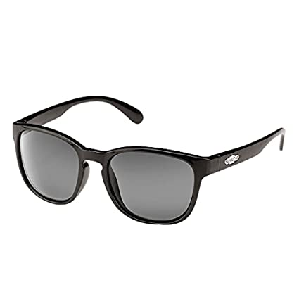 dc817b3dcf Amazon.com  Suncloud Optics Loveseat Polarized Sunglasses (Black ...
